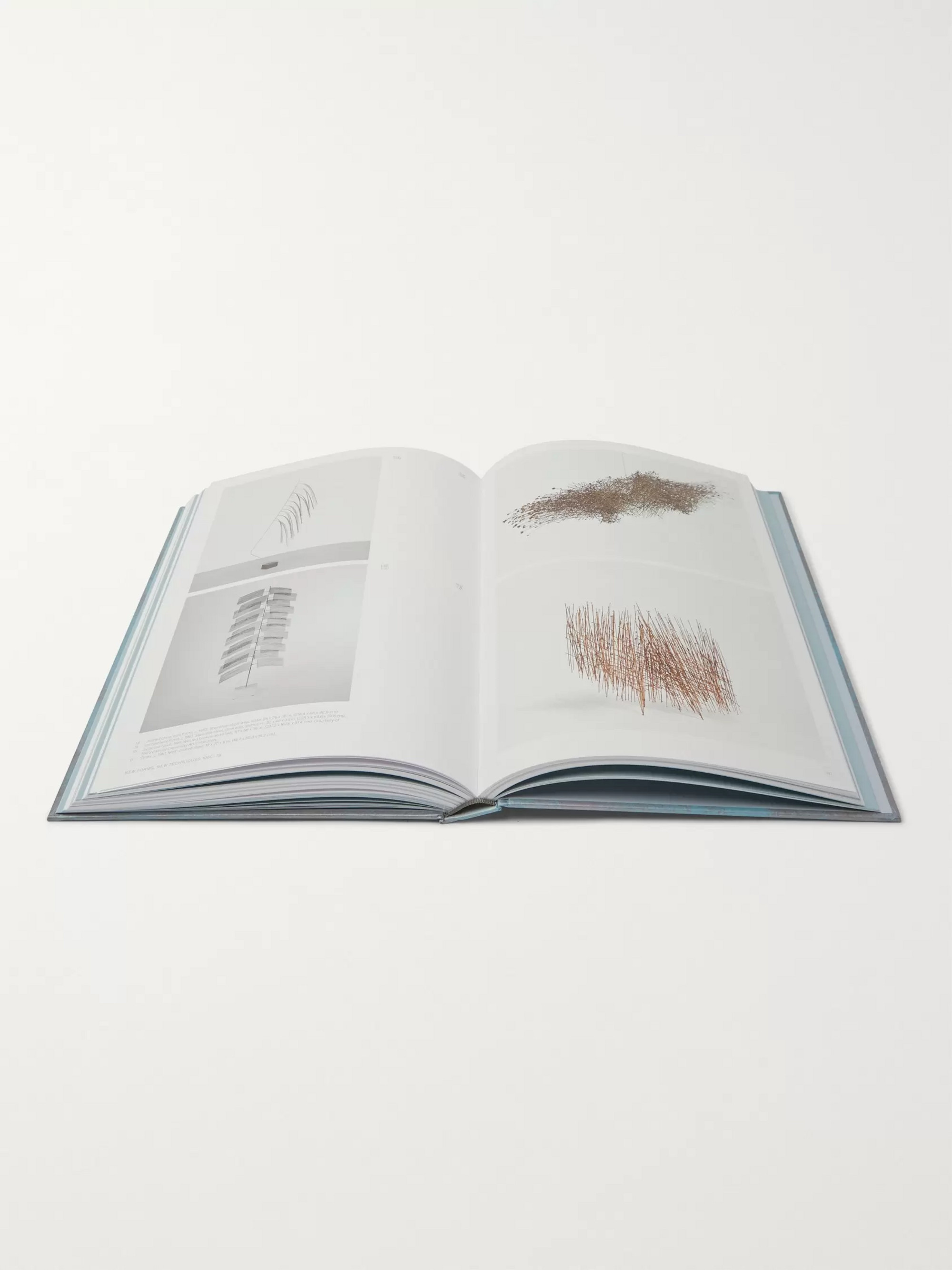 Phaidon Bertoia: The Metalworker Hardcover Book
