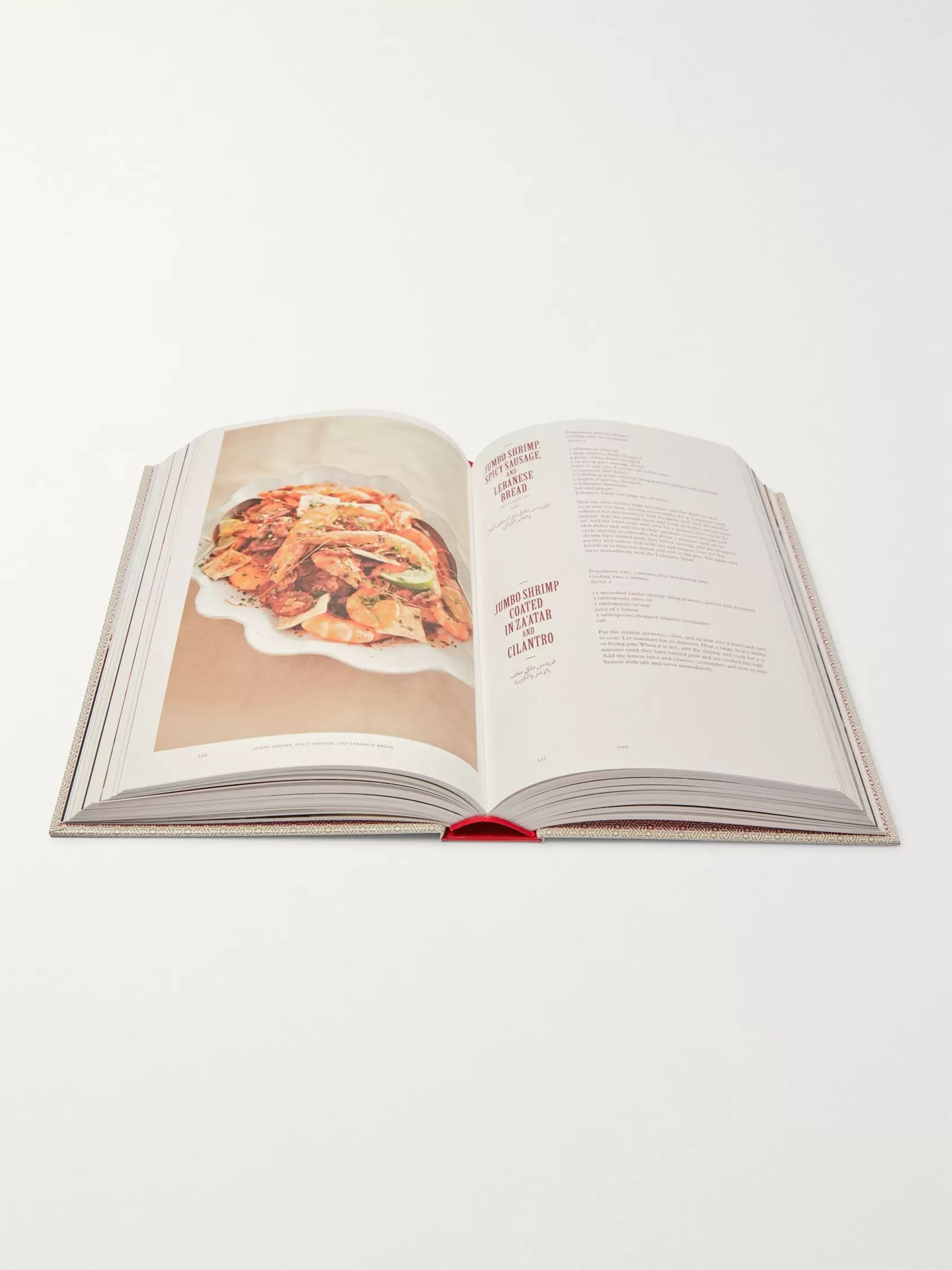 Phaidon The Lebanese Cookbook Hardcover Book