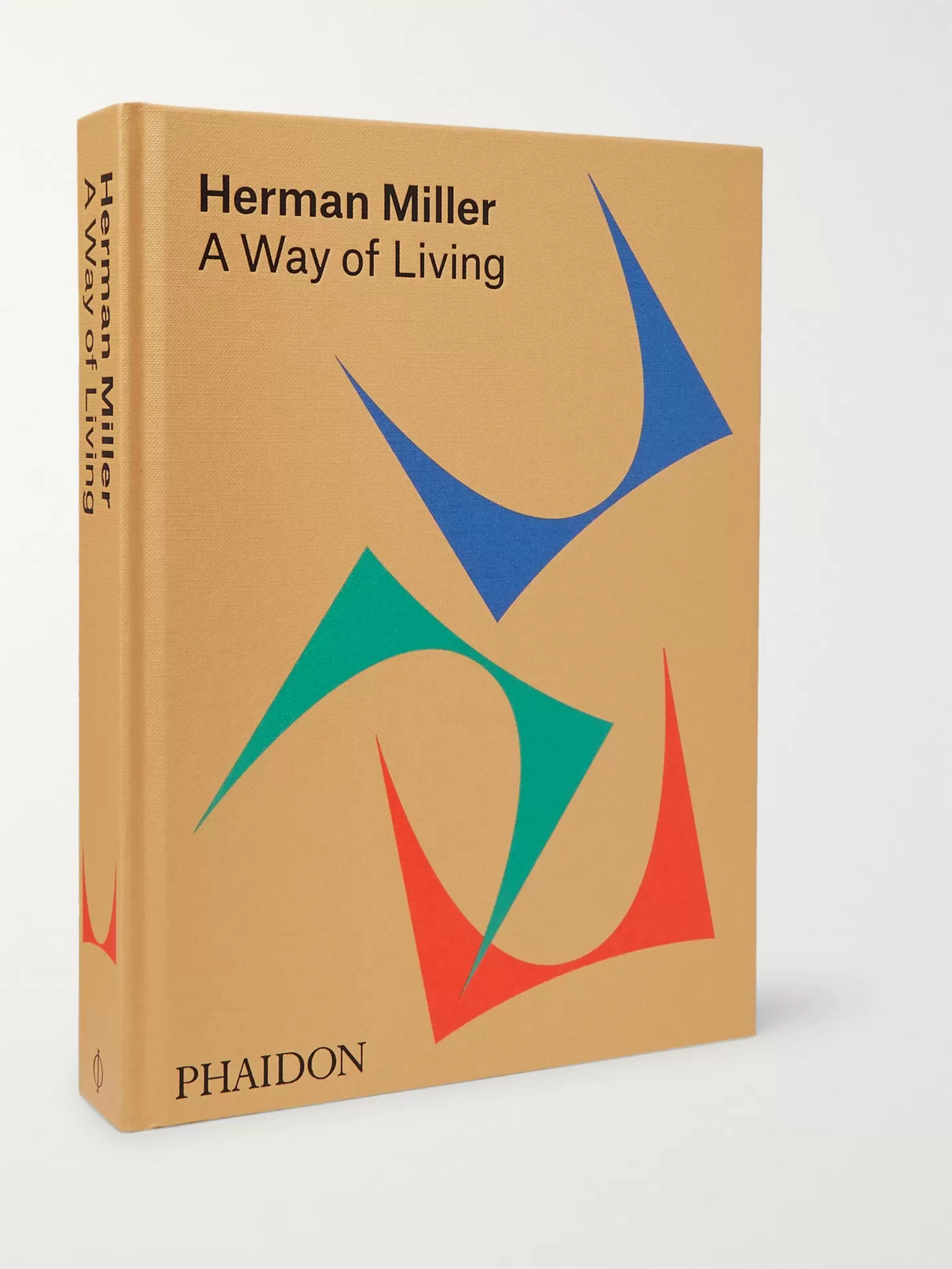 Phaidon Herman Miller: A Way of Living Hardcover Book
