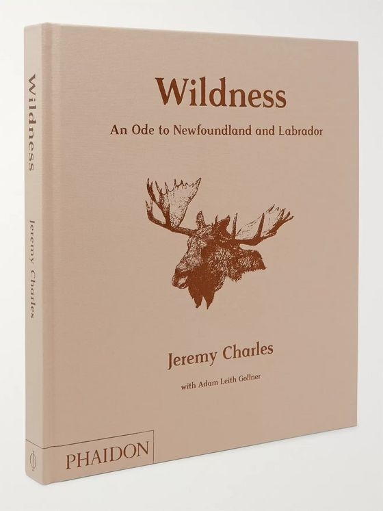 Phaidon Wildness: An Ode to Newfoundland and Labrador Hardcover Book