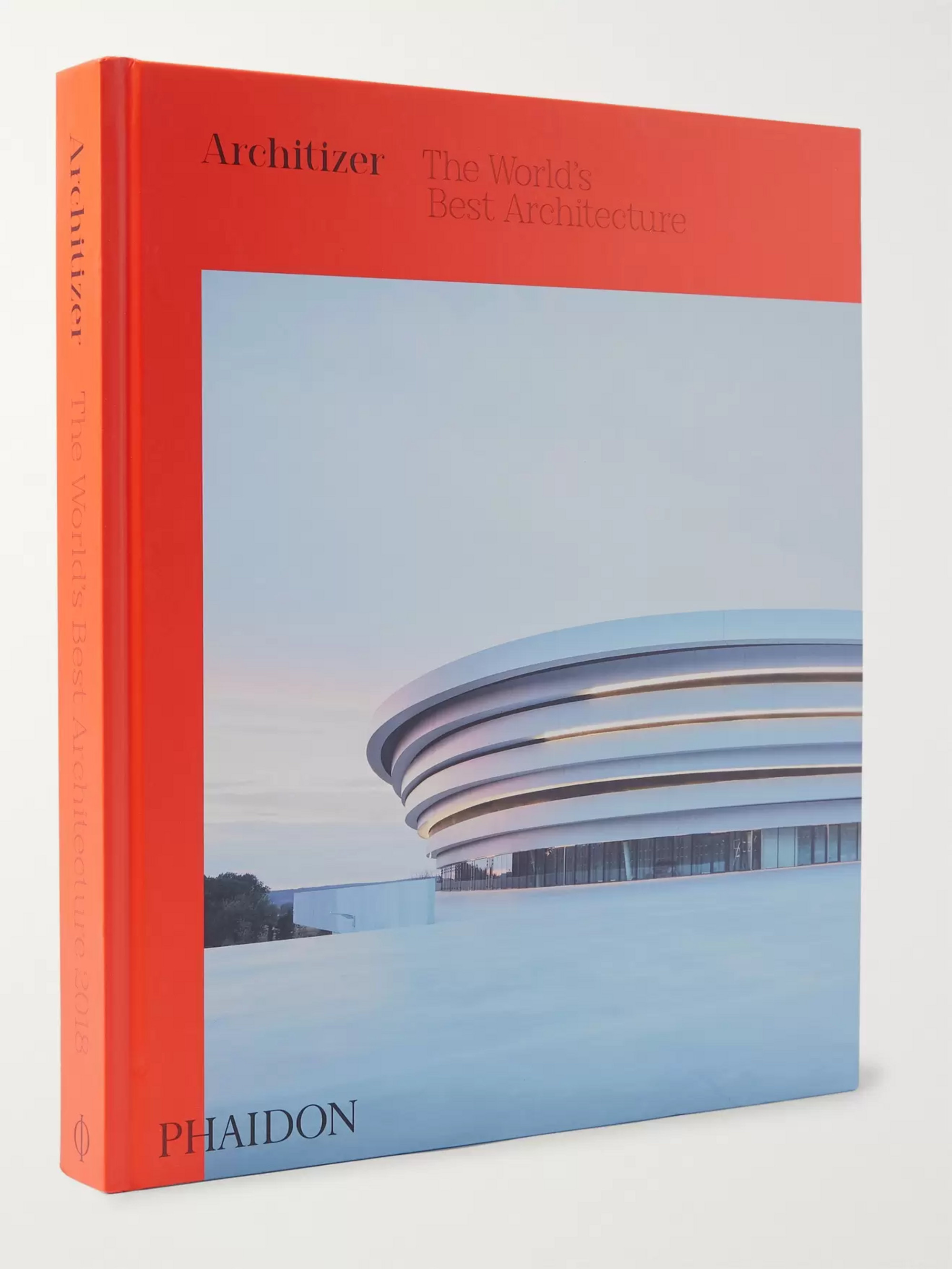 Phaidon Architizer: The World's Best Architecture Hardcover Book