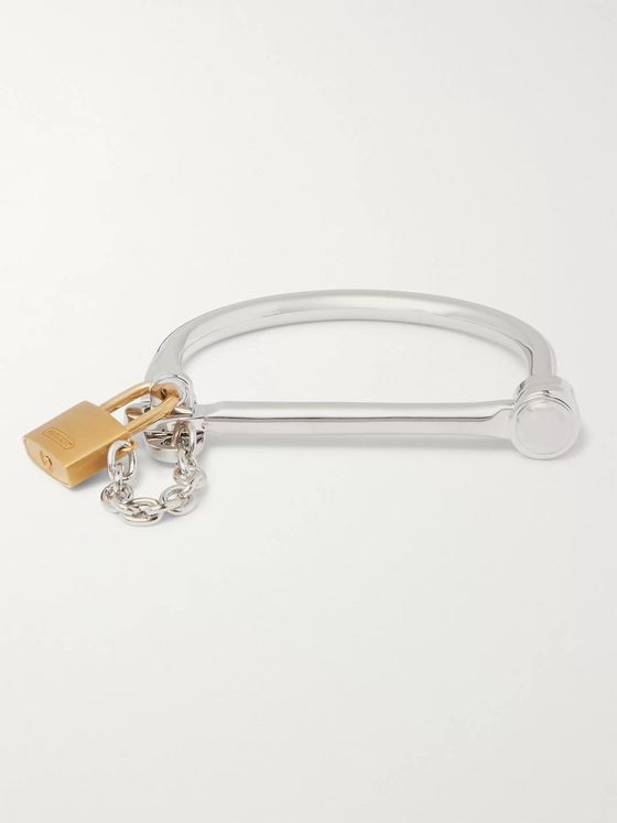 AMBUSH® Silver and Gold-Tone Bracelet