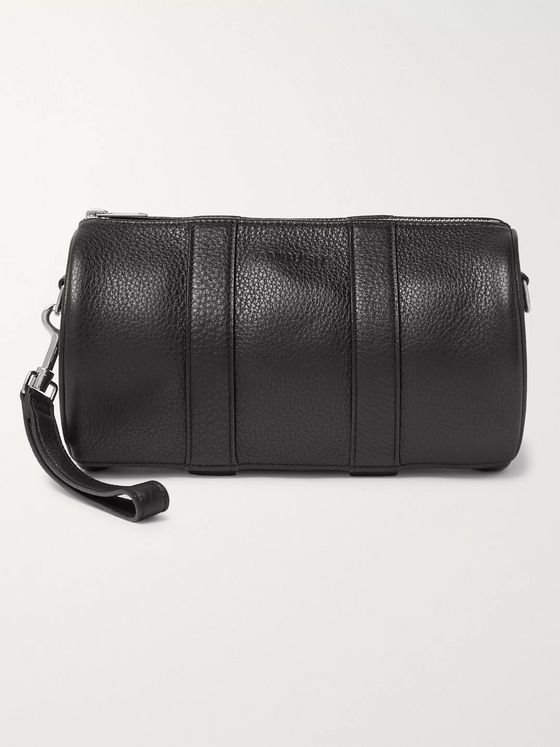 AMBUSH® Full-Grain Leather Pouch