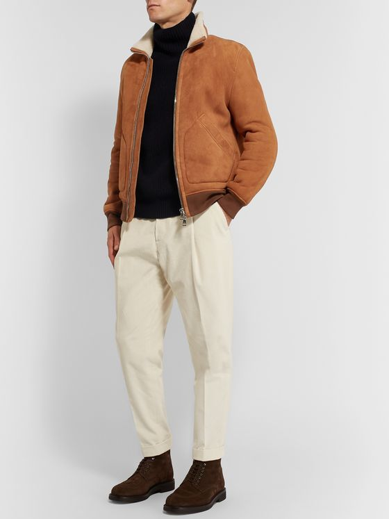 Mr P. Shearling Jacket