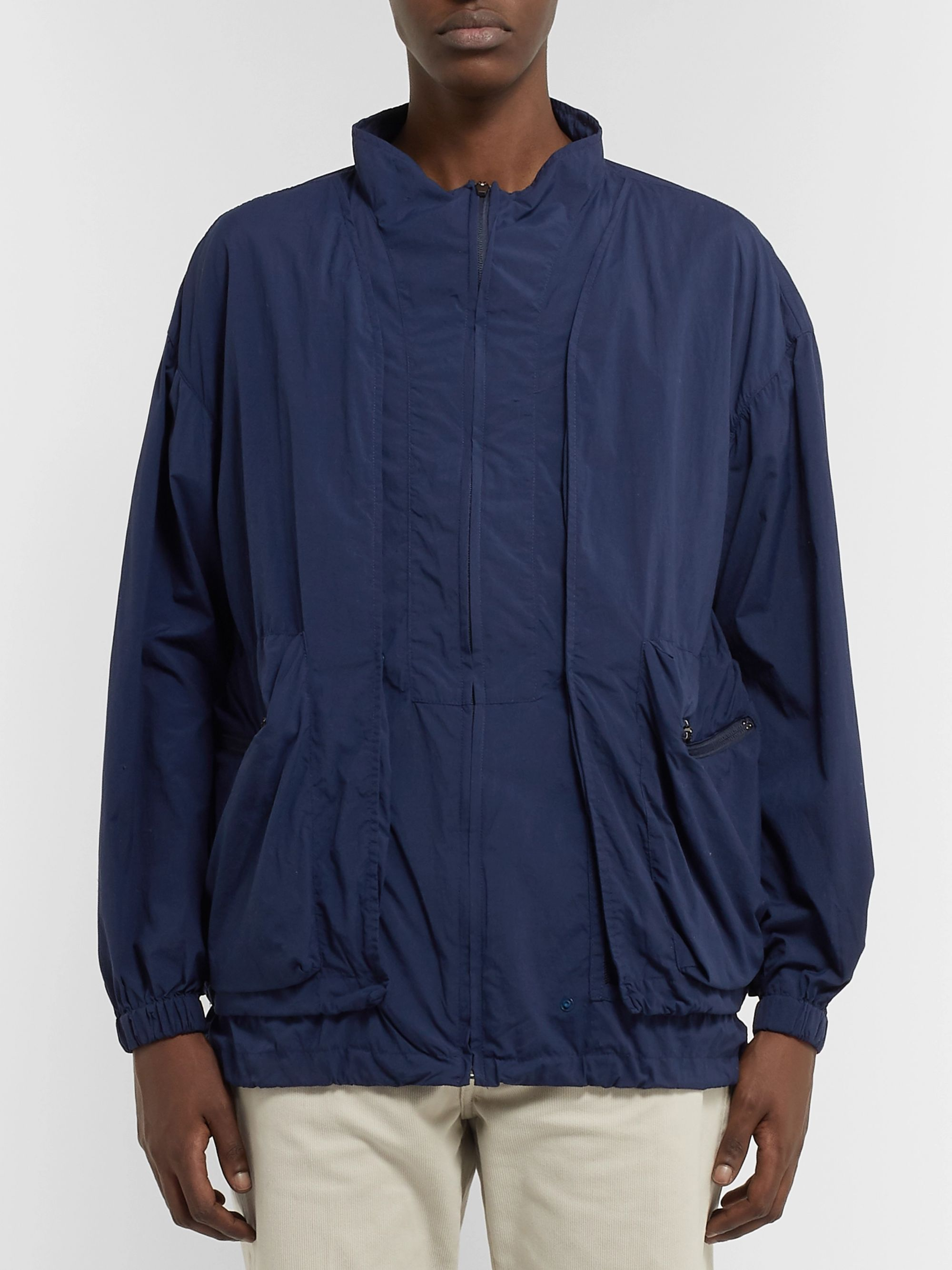 Remi Relief Layered Shell and Mesh Jacket
