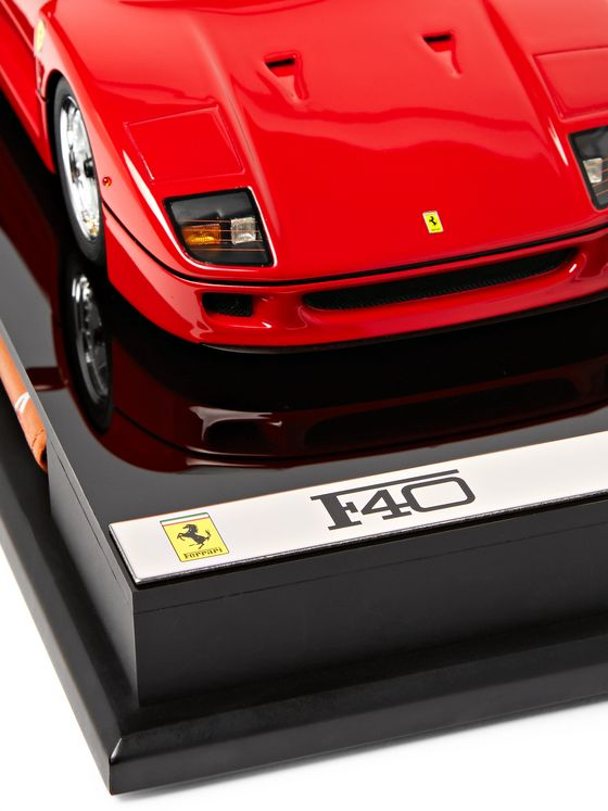 Amalgam Collection Ferrari F40 1:18th Model Car