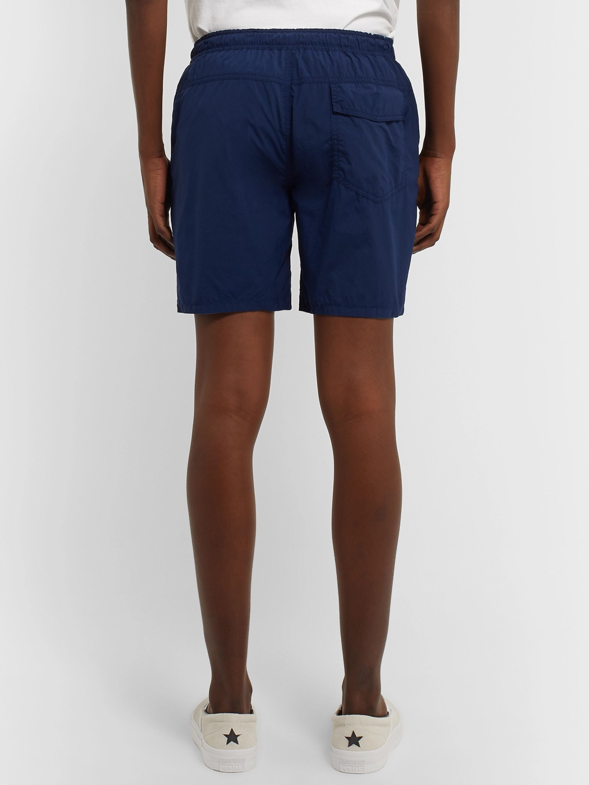 Remi Relief Reversible Shell Drawstring Shorts