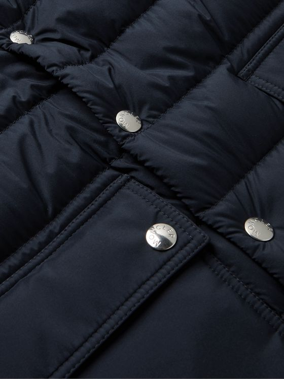MONCLER Boutmy Quilted Shell Down Jacket