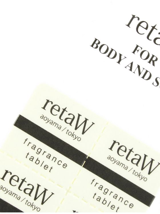 retaW Fragrance Tablets - Harajuku x 8