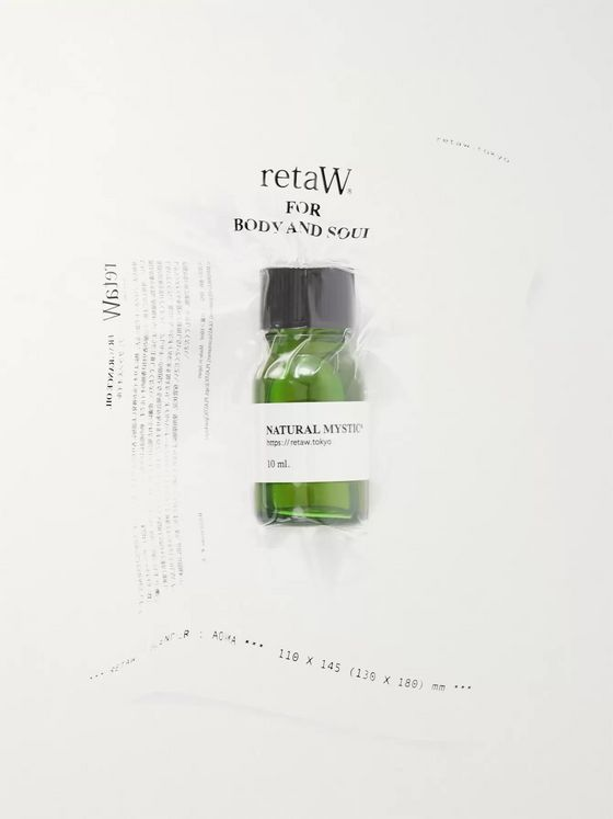 retaW Natural Mystic Fragrance Oil, 10ml