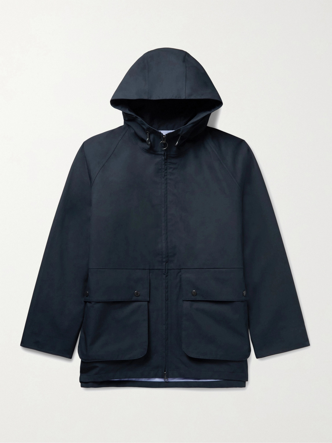 Nanamica Cottons CRUISER GORE-TEX COTTON HOODED JACKET