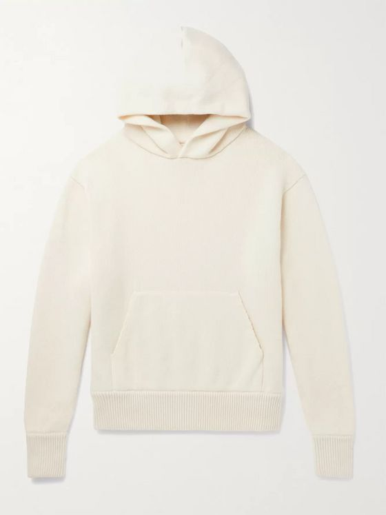 Fear of God for Ermenegildo Zegna Cashmere Hoodie