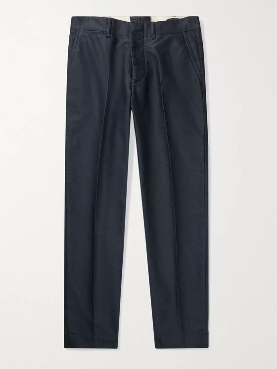 TOM FORD Cotton Chinos
