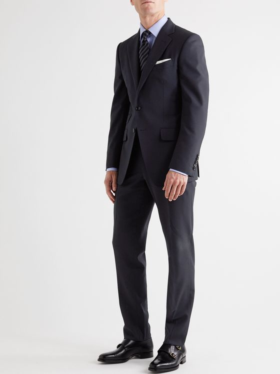 TOM FORD O'Connor Wool Suit Trousers
