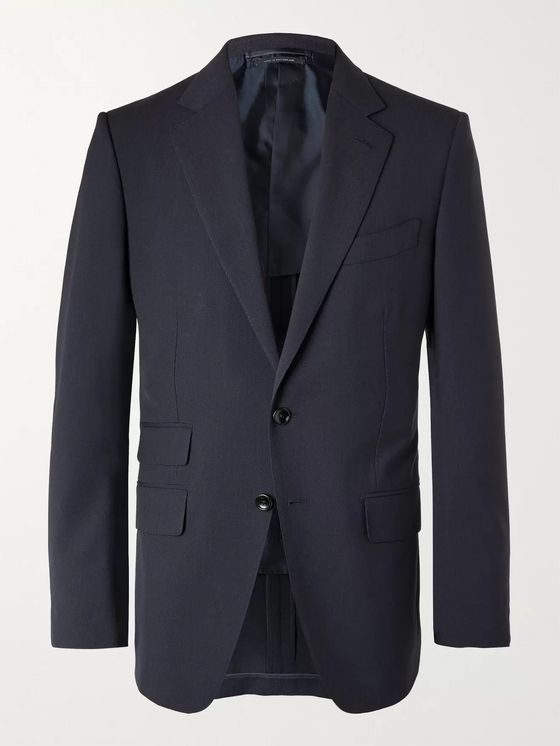 TOM FORD O'Connor Slim-Fit Wool Suit Jacket