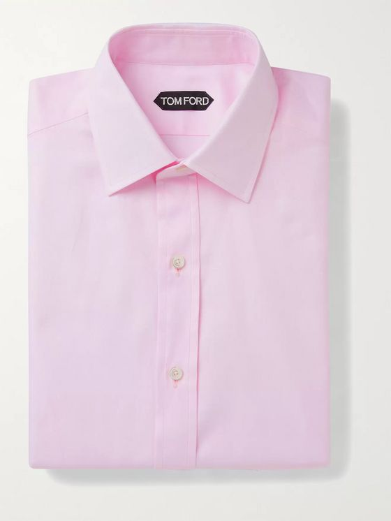 TOM FORD Cotton Shirt
