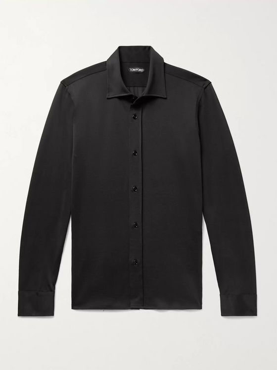 TOM FORD Jersey Shirt
