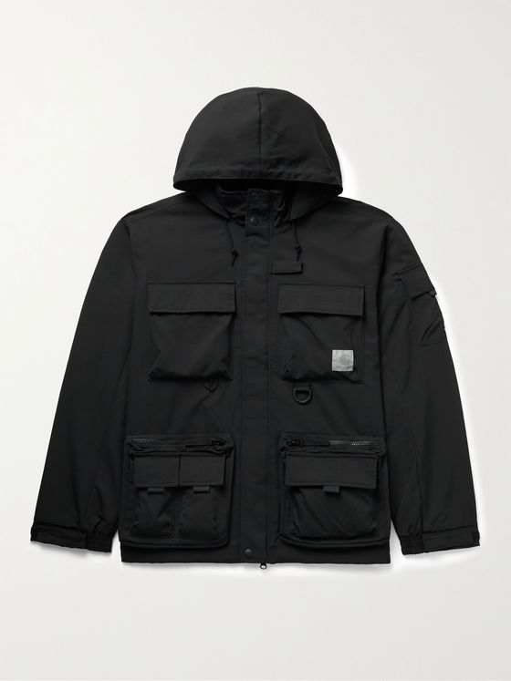 CARHARTT WIP Elmwood Shell Hooded Jacket
