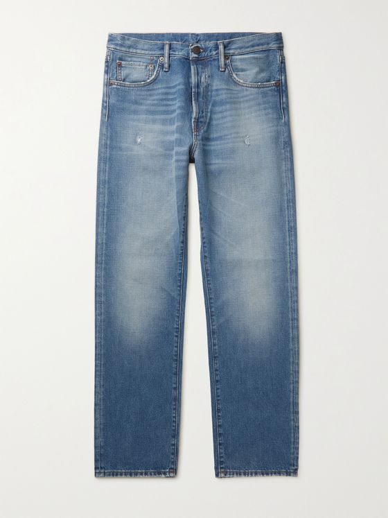 ACNE STUDIOS 1996 Rodeo Denim Jeans