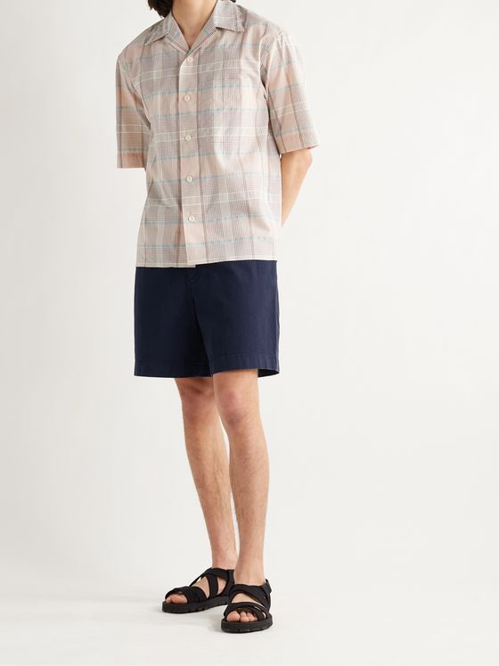 ACNE STUDIOS Cotton-Blend Twill Shorts