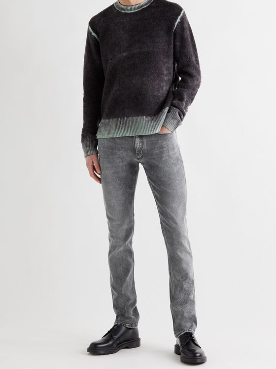 ACNE STUDIOS Max Slim-Fit Denim Jeans