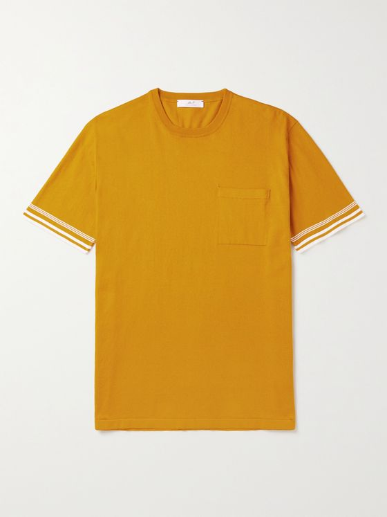 MR P. Knitted Cotton T-Shirt