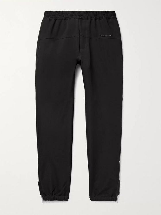1017 ALYX 9SM Tapered Tech-Jersey Sweatpants