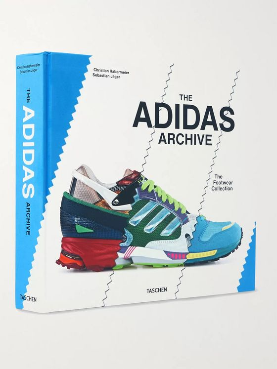 Taschen The adidas Archive: The Footwear Collection Hardcover Book
