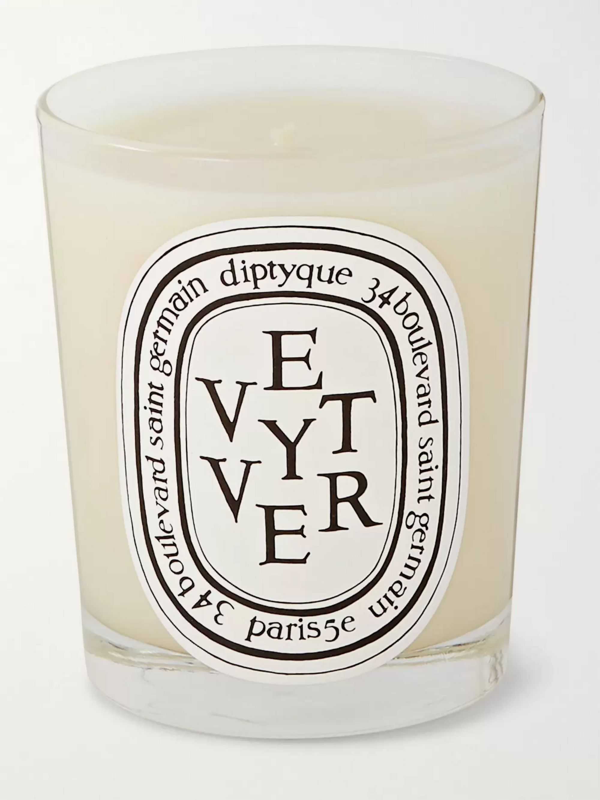 Diptyque Vetiver Scented Candle, 190g
