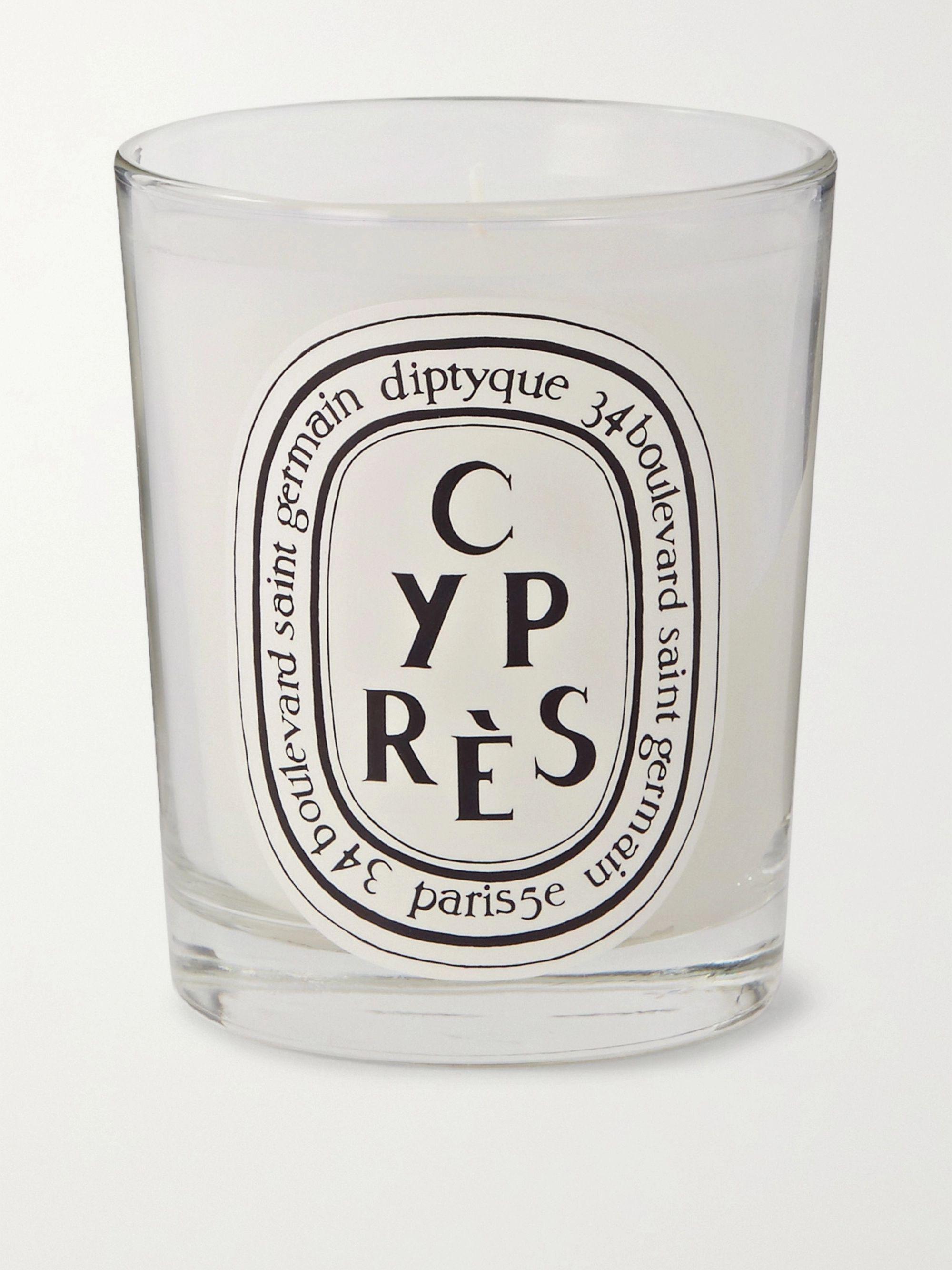 딥티크 씨프레 향초 190g Diptyque Cypres Scented Candle 190g