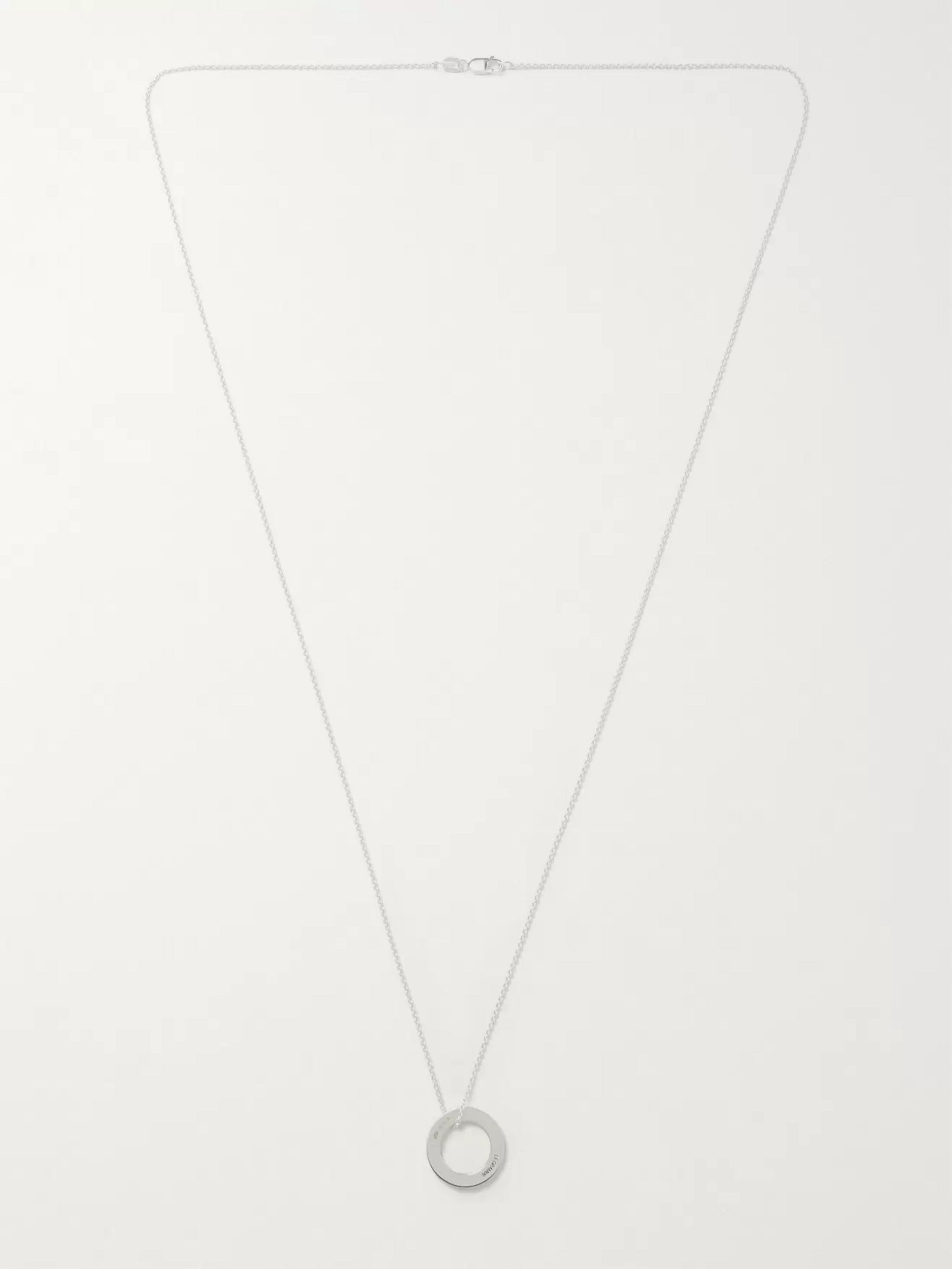 Le Gramme Le 2.5 Sterling Silver Necklace