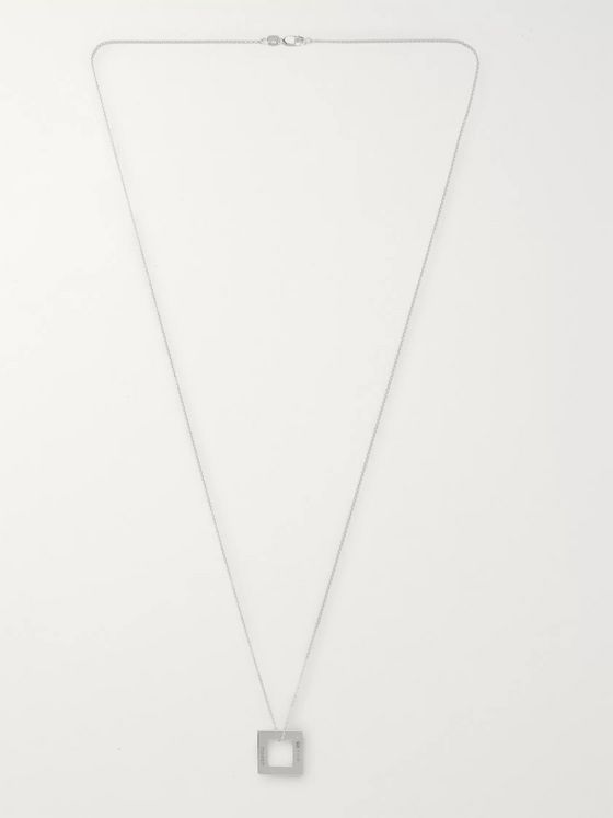 Le Gramme Le 2.9 Sterling Silver Necklace