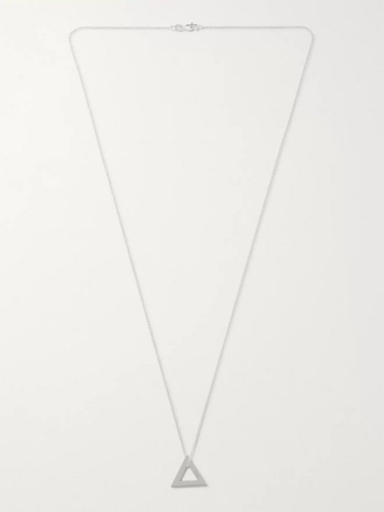 Le Gramme Le 2.1 Sterling Silver Necklace