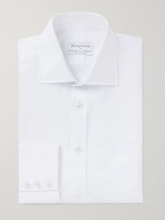 Kingsman + Turnbull & Asser Linen Shirt