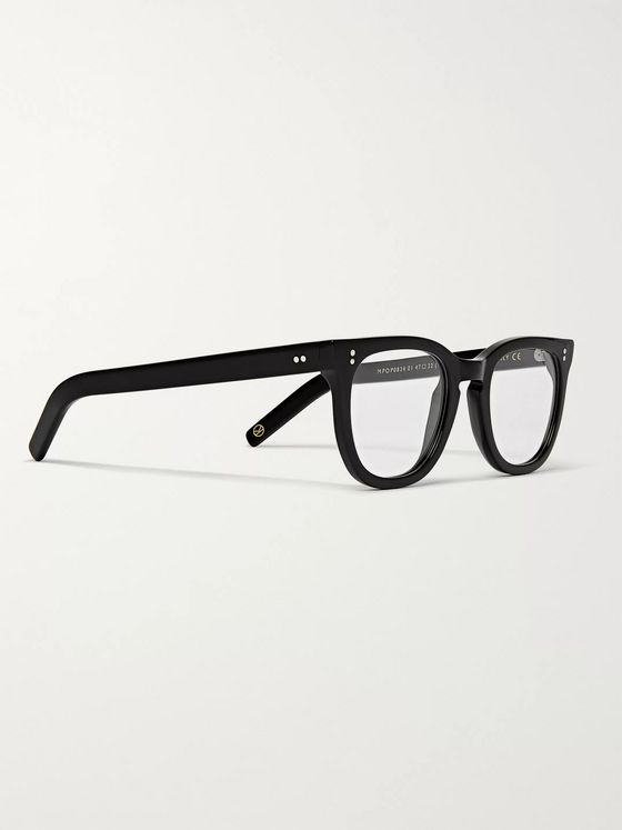 Kingsman + Cutler and Gross D-Frame Acetate Optical Glasses
