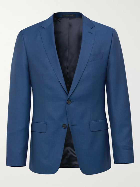 Hugo Boss Novan/Ben Slim-Fit Virgin Wool Suit Jacket