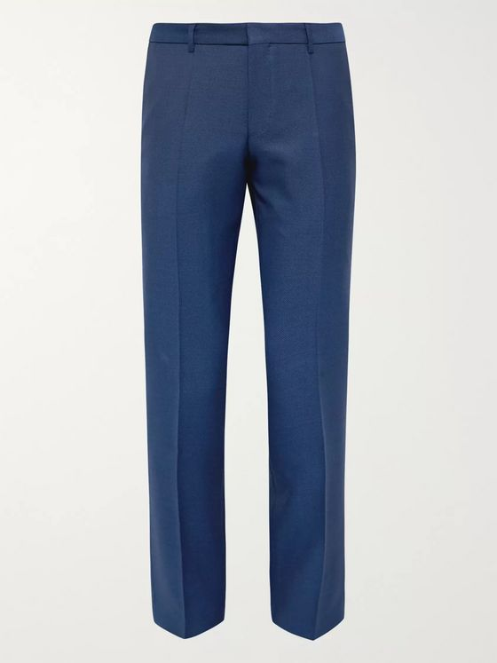 Hugo Boss Novan/Ben Slim-Fit Virgin Wool Suit Trousers