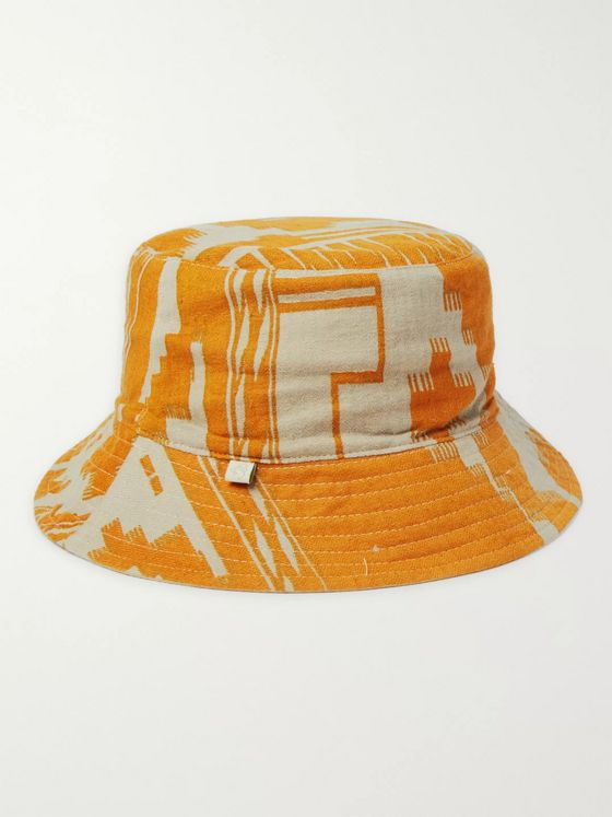 LOVAT&GREEN Reversible Printed Cotton Bucket Hat