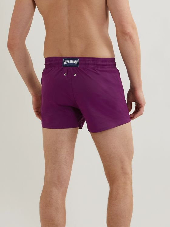 Vilebrequin Man Short-Length Swim Shorts