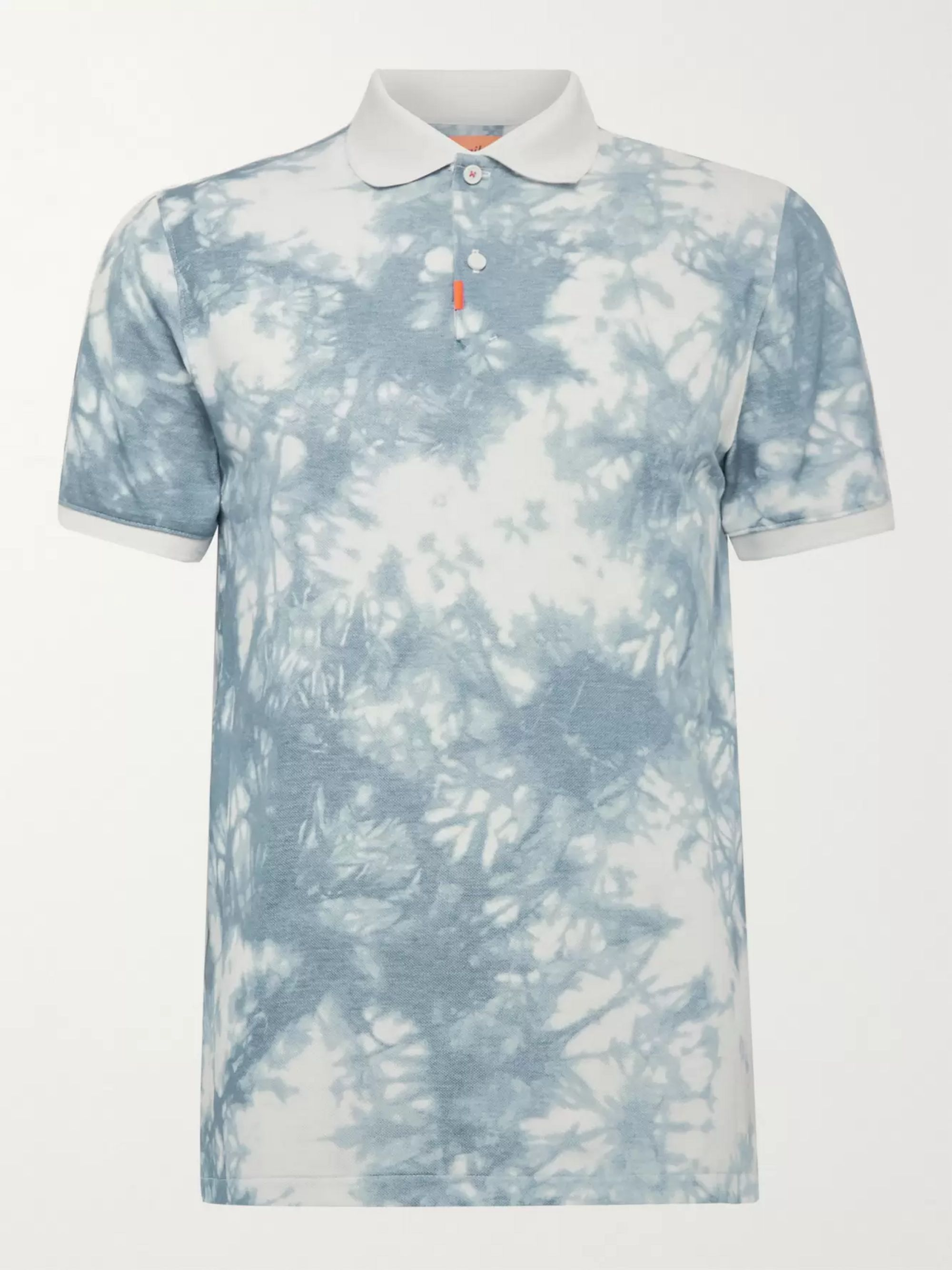 Nike Golf Tie-Dyed Dri-FIT Polo Shirt