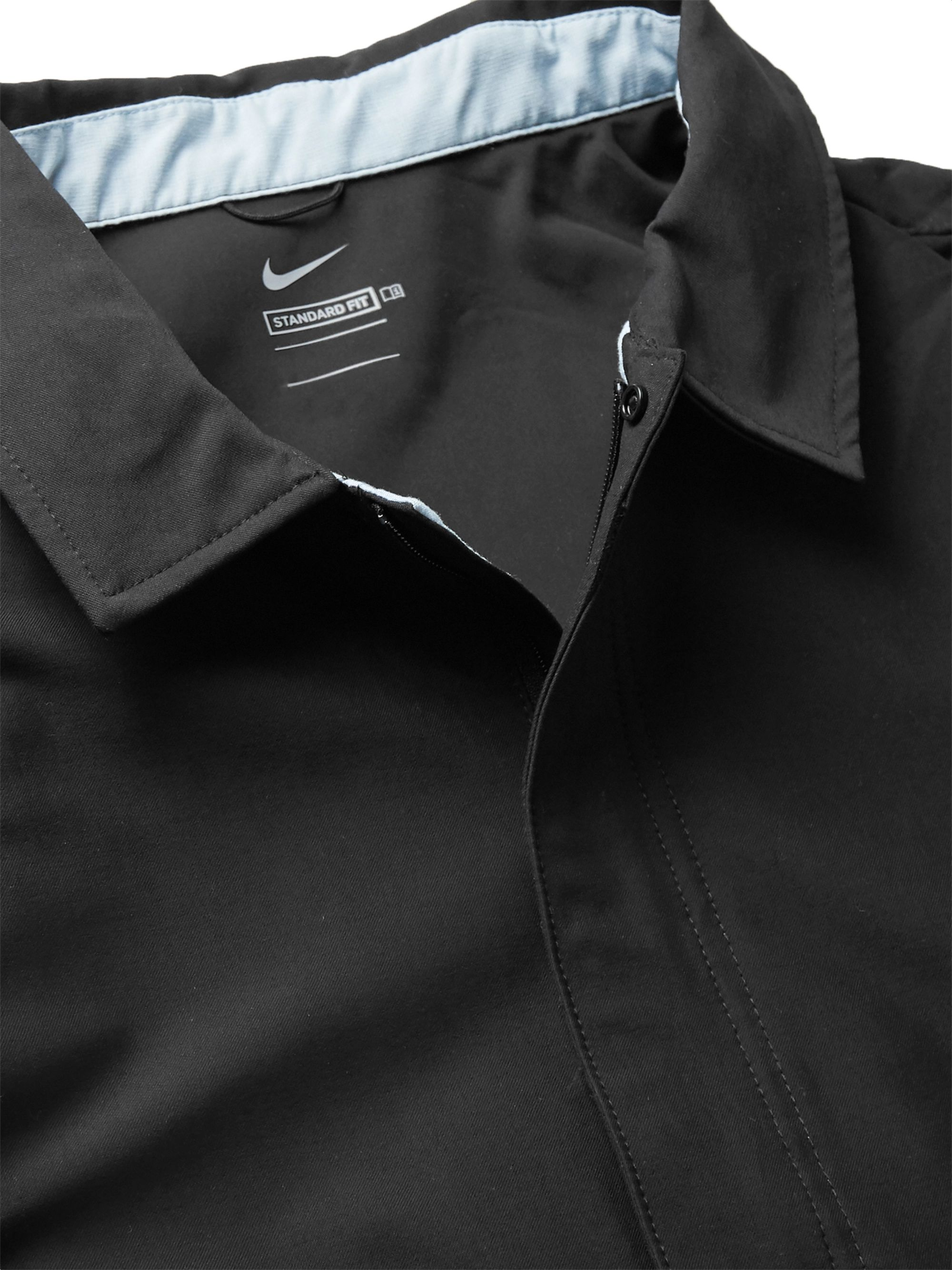 Nike Golf Repel Player Stretch-Nylon Zip-Up Golf Jacket