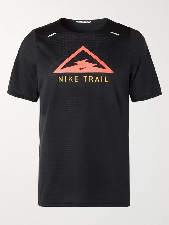 Nike Running Rise 365 Trail Dri-FIT T-Shirt