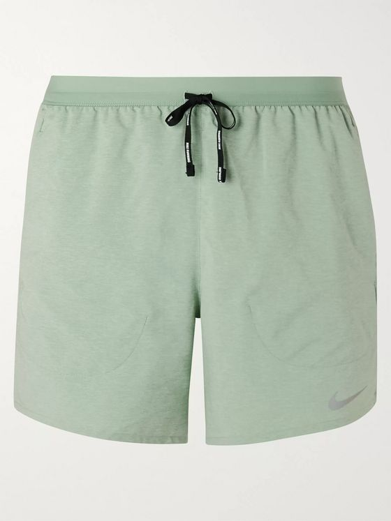 Nike Running Stride Mélange Flex Dri-FIT Shorts