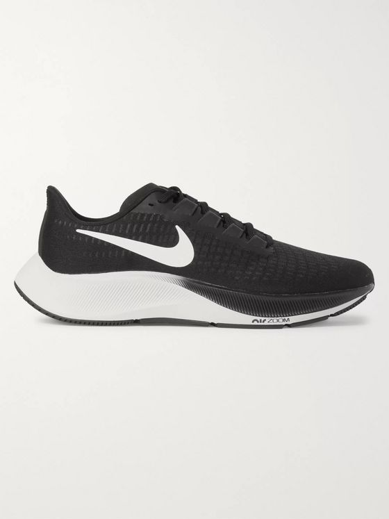 Nike Running Air Zoom Pegasus 37 Mesh Running Sneakers