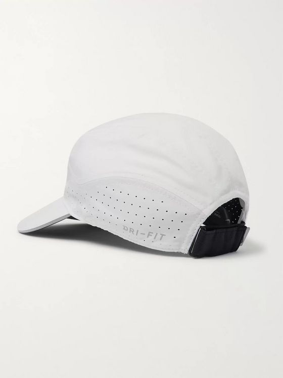 Nike Running AeroBill Tailwind Dri-FIT and Mesh Baseball Cap