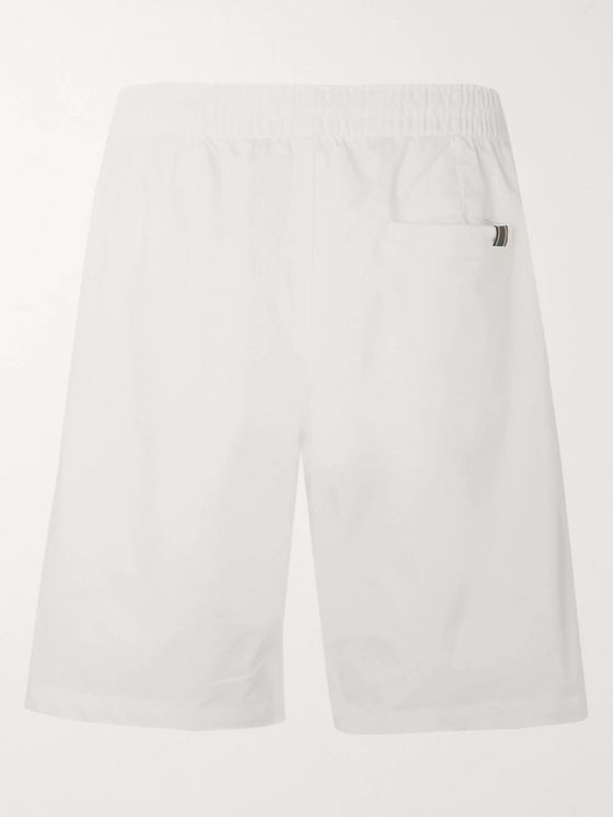 Nike Tennis NikeCourt Heritage Dri-FIT Twill Drawstring Shorts