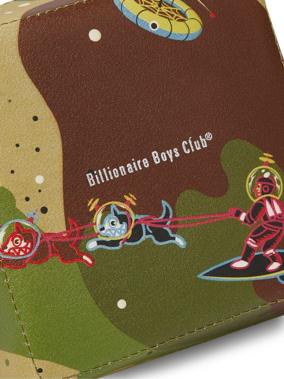 Billionaire Boys Club Printed Leather Tray