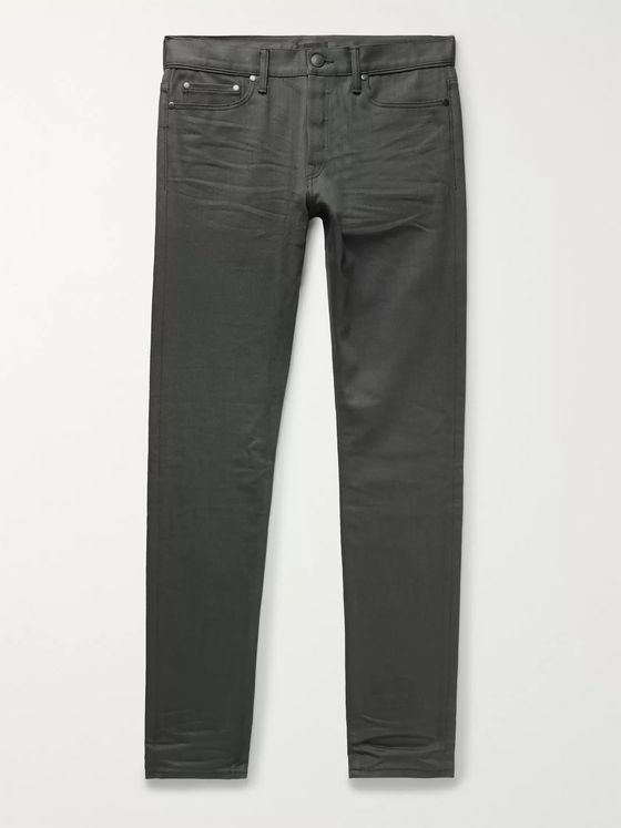 John Elliott The Cast 2 Slim-Fit Denim Jeans