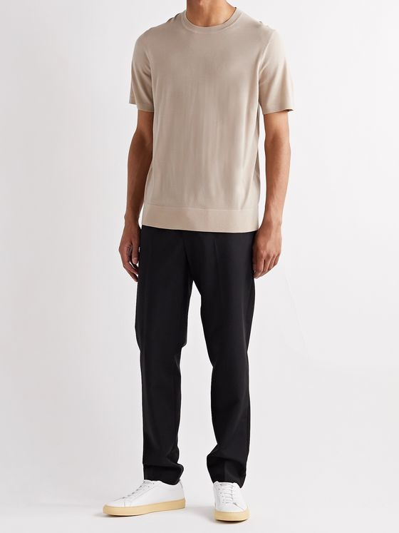 THEORY Wool T-Shirt