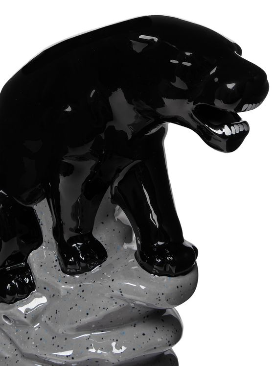 Wacko Maria Panther Ceramic Incense Burner